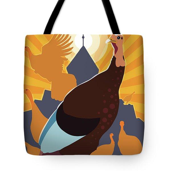 Rise Up Tote Bag