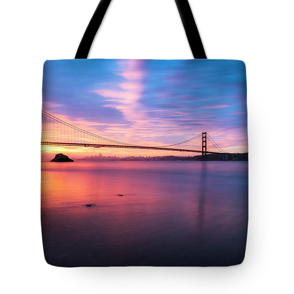 Rise With Me- Tote Bag