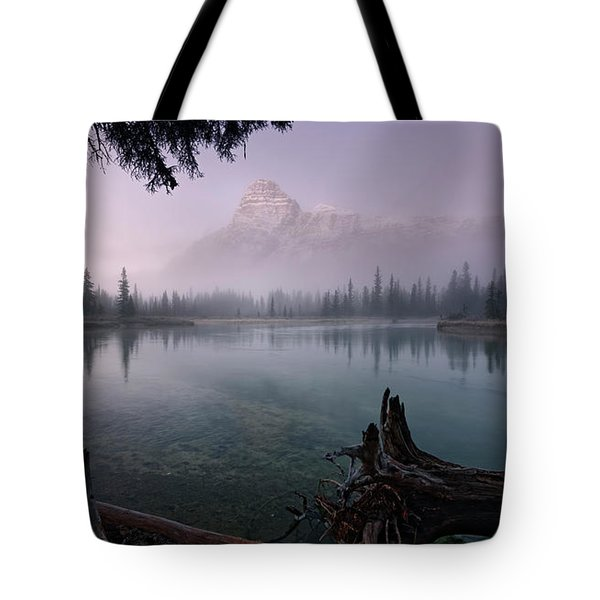 Rising From The Fog Tote Bag
