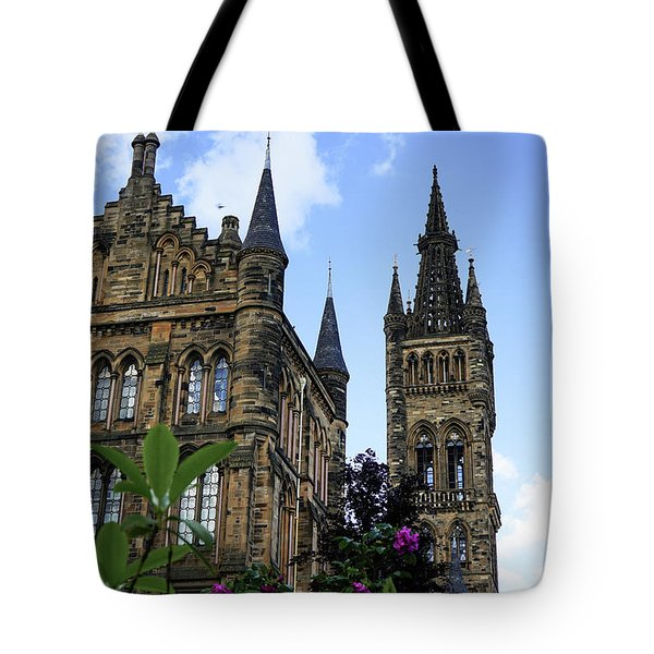 Rising To The Top Tote Bag