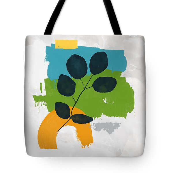 Rising With The Sun 2- Art By Linda Woods Tote Bag