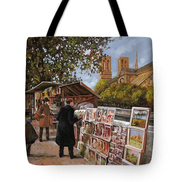 Rive Gouche Tote Bag