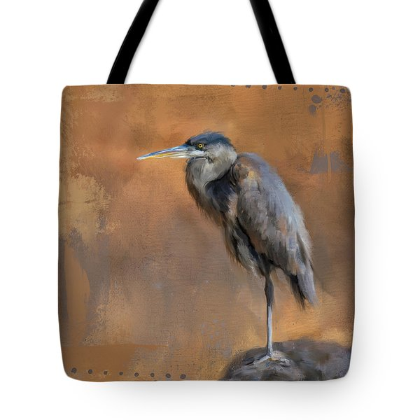 Tote Bag featuring the painting River Lady by Jai Johnson