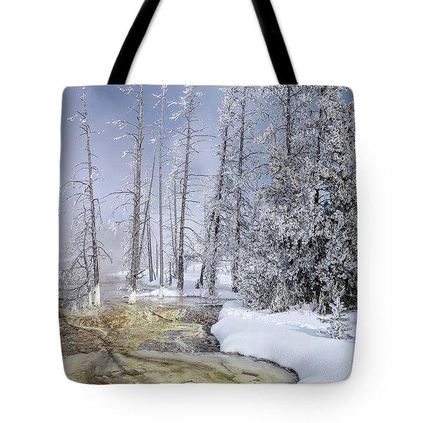 River Of Gold - Jo Ann Tomaselli Tote Bag