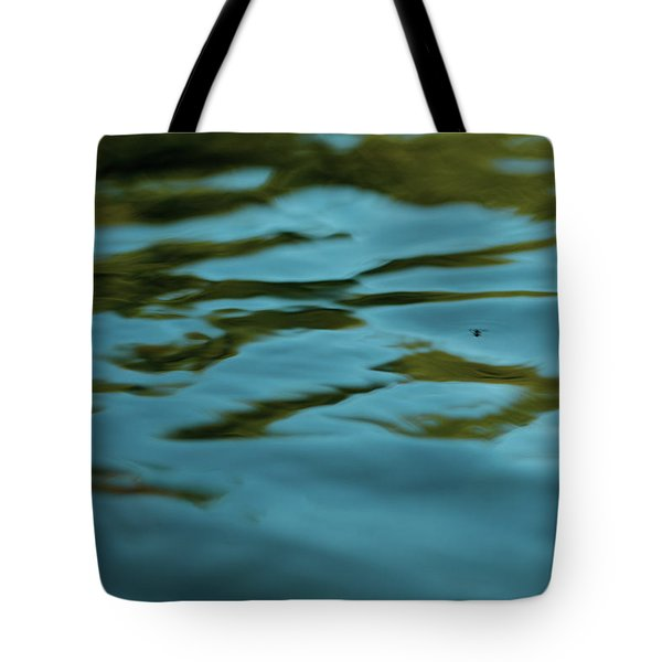 River Ripples Tote Bag