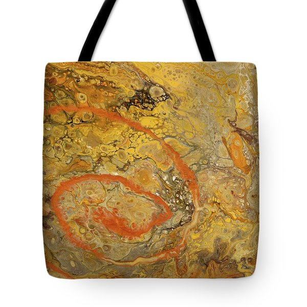 Riverbed Stone Tote Bag