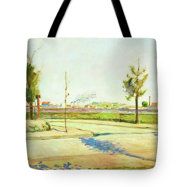 Road To Gennevilliers - Digital Remastered Edition Tote Bag