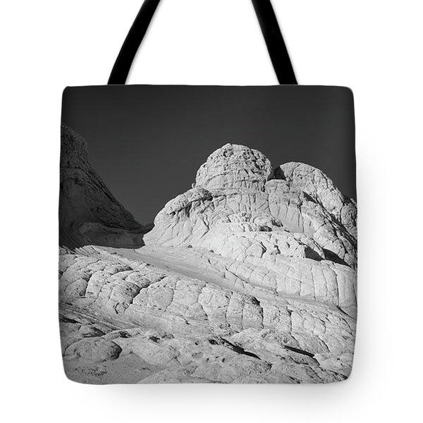 Rock Detail At White Pocket, Paria Tote Bag