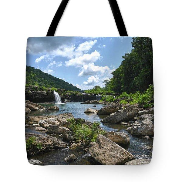 Rock Island State Park 7 Tote Bag