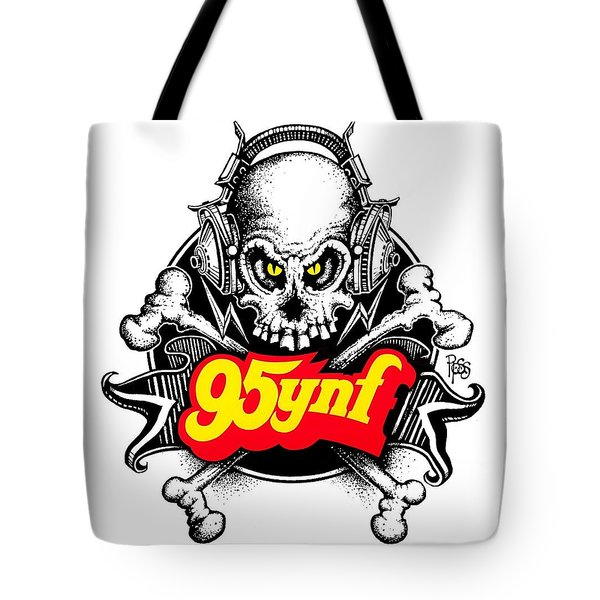 Rock 'n Roll Pirates Tote Bag