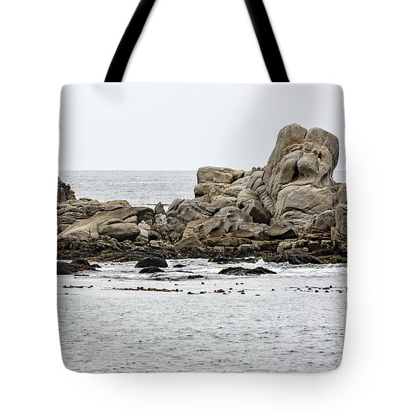 Rock Sculpture By Mother Nature Tote Bag