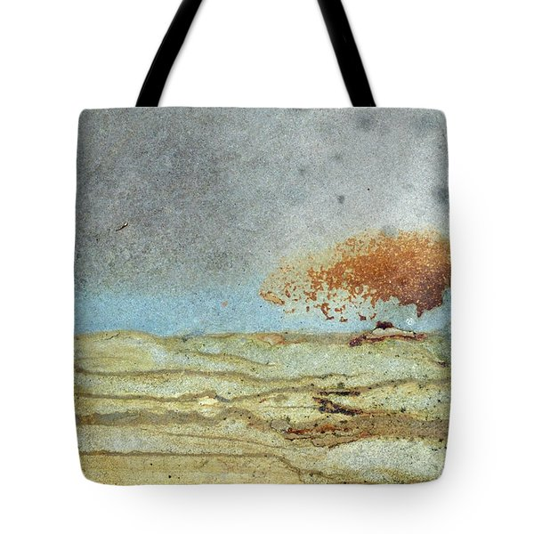 Rock Stain Abstract 1 Tote Bag