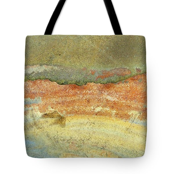 Rock Stain Abstract 2 Tote Bag