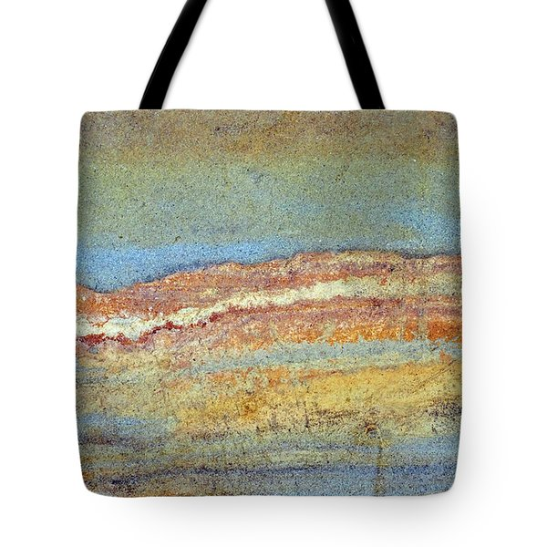 Rock Stain Abstract 3 Tote Bag