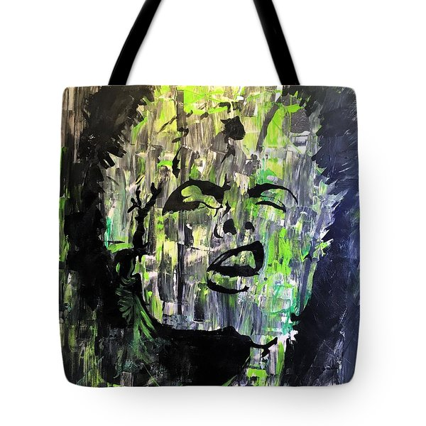 Rock The Cradel Tote Bag