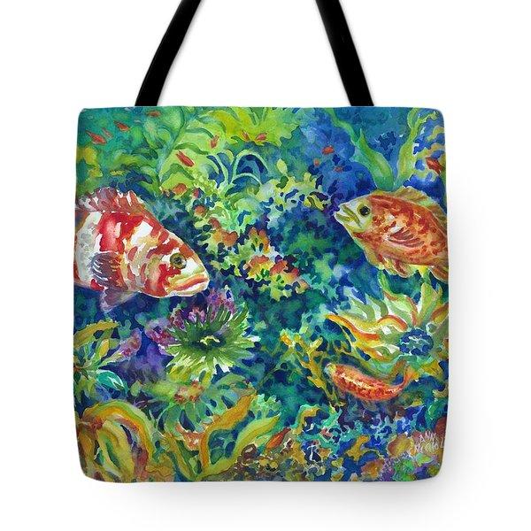 Rockfish Tote Bag