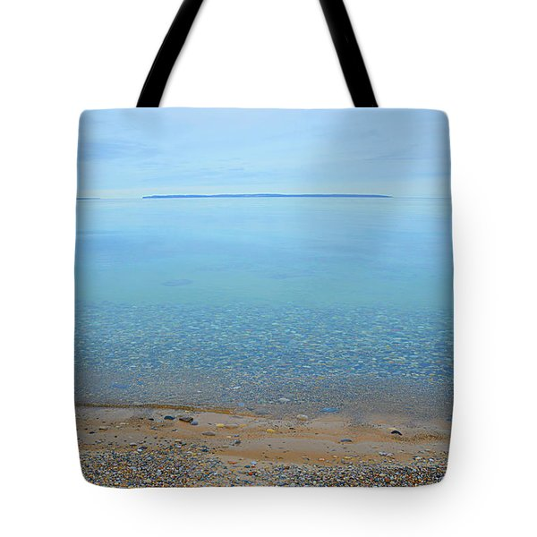 Tote Bag featuring the photograph Rockhounder's Paradise by SimplyCMB