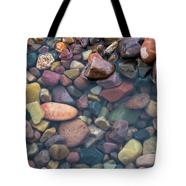 Tote Bag featuring the photograph Rocks  by Vincent Bonafede