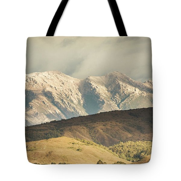 Rocky Rural Region Tote Bag