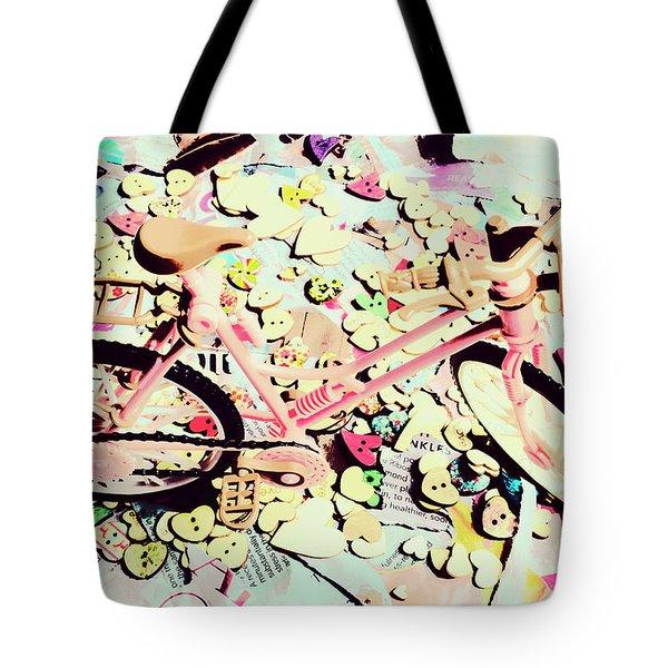Romantic Getaway Tote Bag
