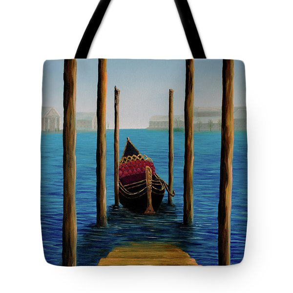 Romantic Solitude Tote Bag