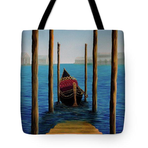 Romantic Solitude Tote Bag