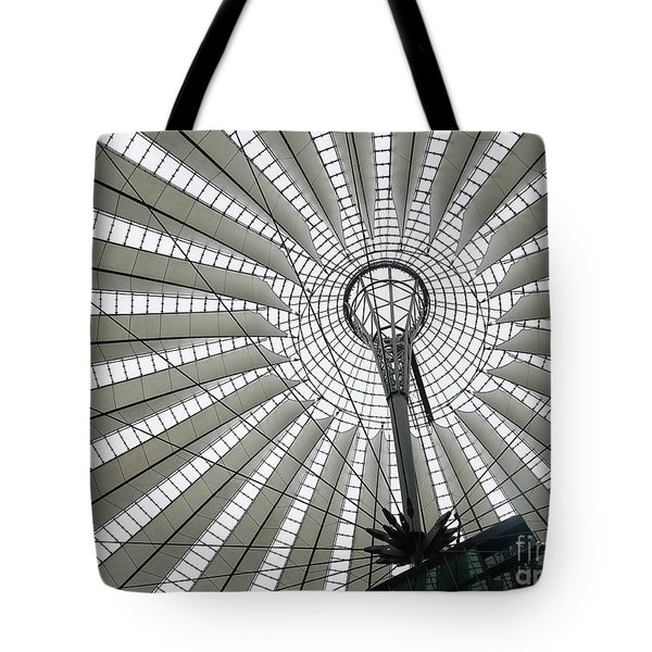 Roof Of Sails Tote Bag
