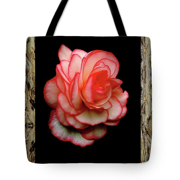 Tote Bag featuring the photograph Rose by Ben Upham III