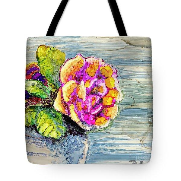 Rose Still Life Tote Bag