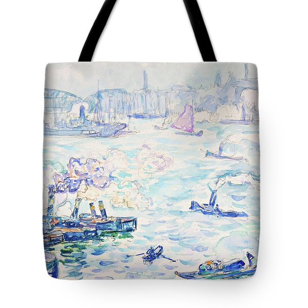 Rotterdam - Digital Remastered Edition Tote Bag