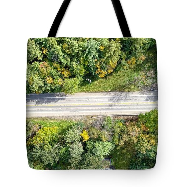 Route 54 Tote Bag