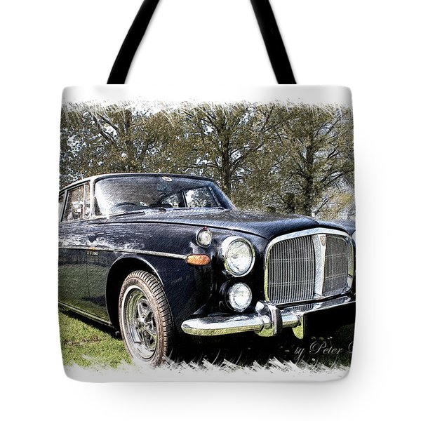 Rover 3.5 Coupe Tote Bag