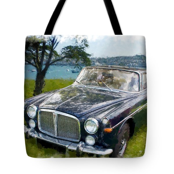 Rover 3.5 P5b Tote Bag
