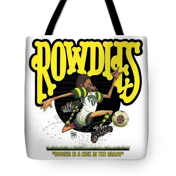 Rowdies Old School Tote Bag