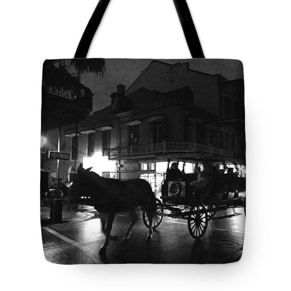 Royal Street Tote Bag
