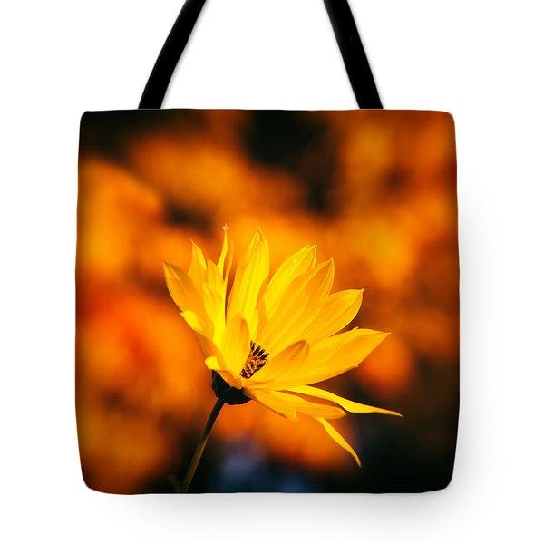 Rudbeckia Grandiflora 3 Tote Bag
