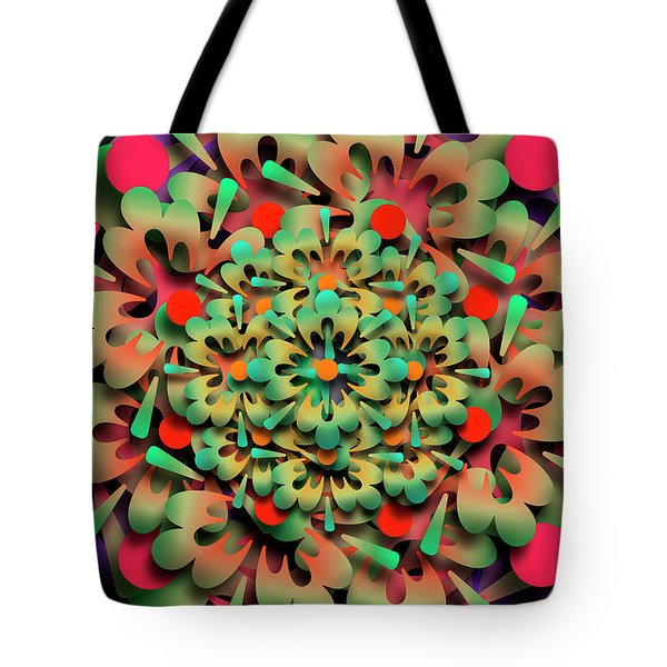 Rumid Remix One Tote Bag