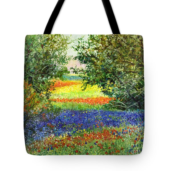 Rural Heaven Tote Bag