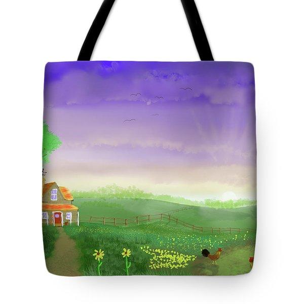 Rural Wonder Tote Bag