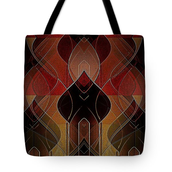 Tote Bag featuring the digital art Russian Royalty by David Manlove