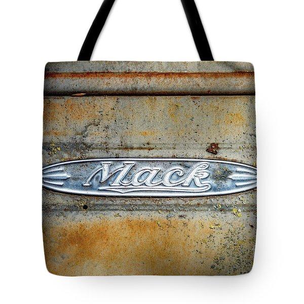 Rustic Mack  Tote Bag