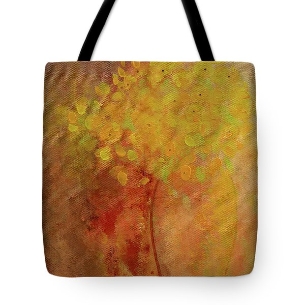 Tote Bag featuring the painting Rustic Still Life by Valerie Anne Kelly