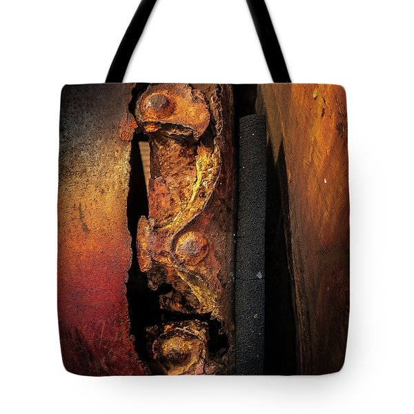 Rusty Colours Tote Bag