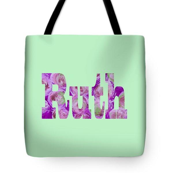 Ruth Tote Bag