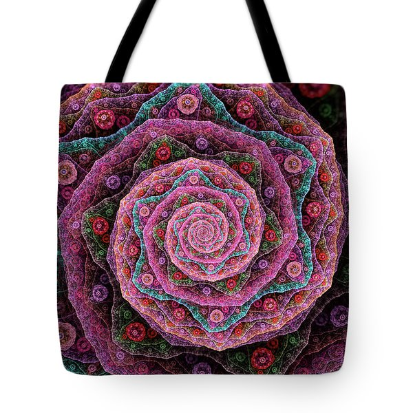 Tote Bag featuring the digital art Ruth by Missy Gainer
