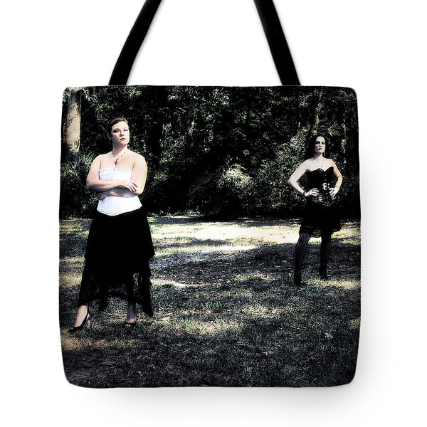 Ryli And Corinne 5 Tote Bag