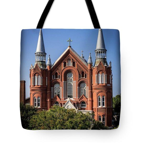 Sacred Heart Cultural Center - Augusta Ga Tote Bag