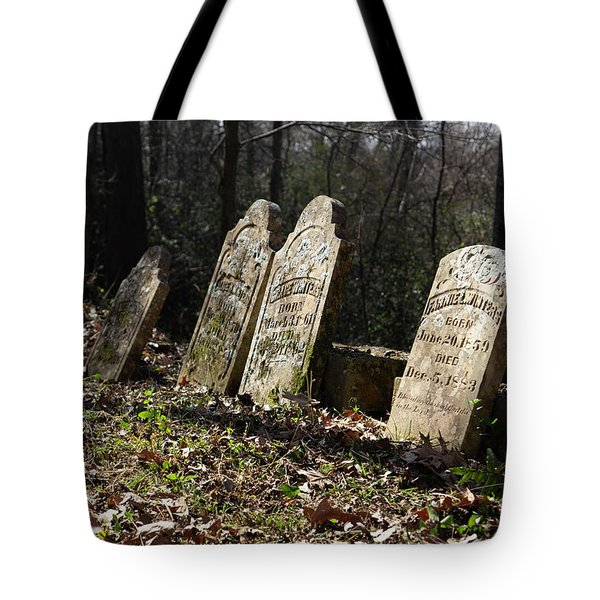 Sacred To The Memory Of Tote Bag