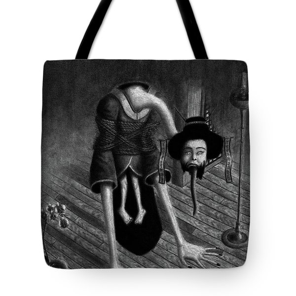 Sacrificed Concubine Ghost - Artwork Tote Bag
