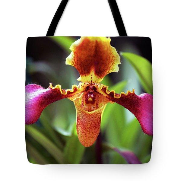 Sad Orchid Tote Bag